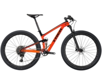 Trek Top Fuel 9.9 SL 17.5 (29 wheel) Radioactive Orange/Trek Black - Bike Maniac