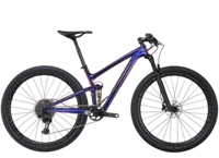 Trek Top Fuel 9.9 SL M (29 wheel) Gloss Purple Phaze/Matte Trek Black - Bike Maniac