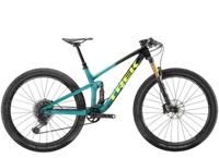 Trek Top Fuel 9.9 XXL Trek Black to Teal Fade - Schmiko-Sport Radsporthaus