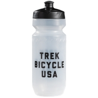 Flasche Trek USA Screwtop Silo Clear X1 - Bike Maniac