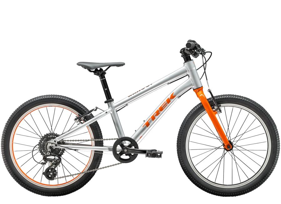 Trek Wahoo 20 20 wheel Quicksilver/Roarange - Trek Wahoo 20 20 wheel Quicksilver/Roarange