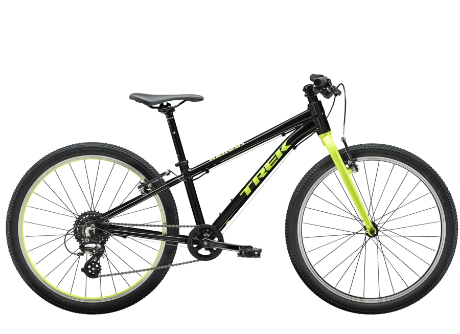 Trek Wahoo 24 24 wheel Trek Black/Volt - Trek Wahoo 24 24 wheel Trek Black/Volt