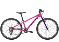 Trek Wahoo 24 24 wheel Flamingo Pink/Purple Lotus - Zweirad Homann