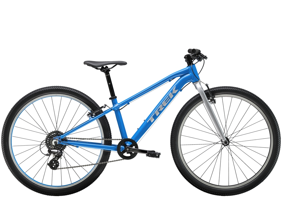 Trek Wahoo 26 14 Waterloo Blue/Quicksilver - Trek Wahoo 26 14 Waterloo Blue/Quicksilver