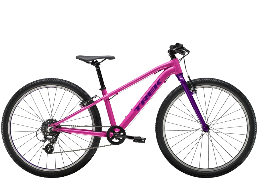 Trek Wahoo 26 14 Flamingo Pink/Purple Lotus - Trek Wahoo 26 14 Flamingo Pink/Purple Lotus