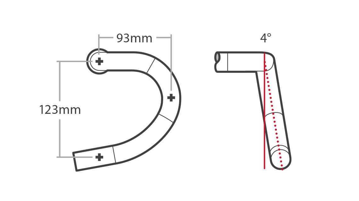 VR-CF: Variable Radius-Compact Flare