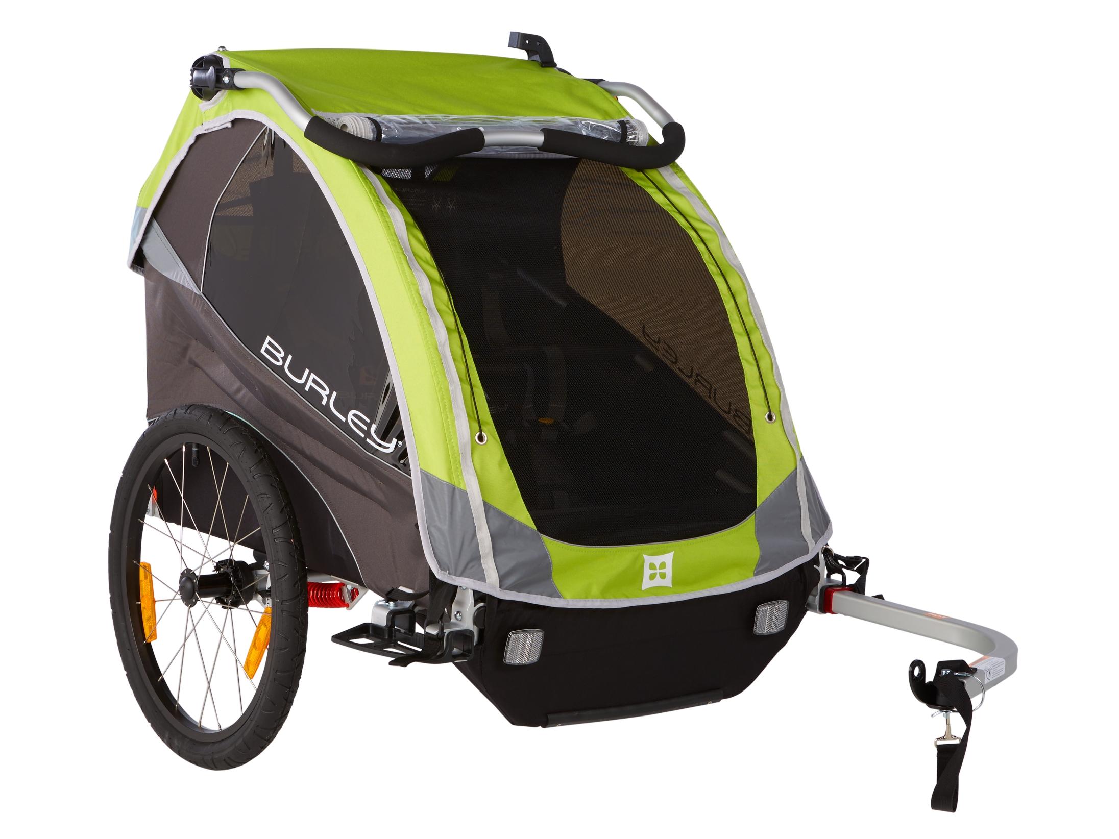 burley d lite kid trailer trek bikes rh trekbikes com trek bicycle trailer parts trek bike trailer installation