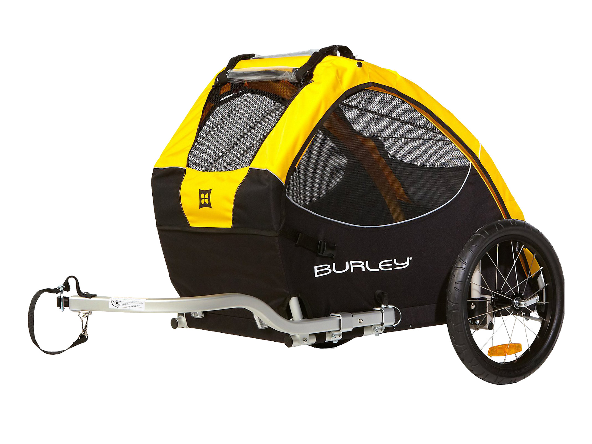 e4167dc2083 Burley Tail Wagon Pet Trailer   Trek Bikes