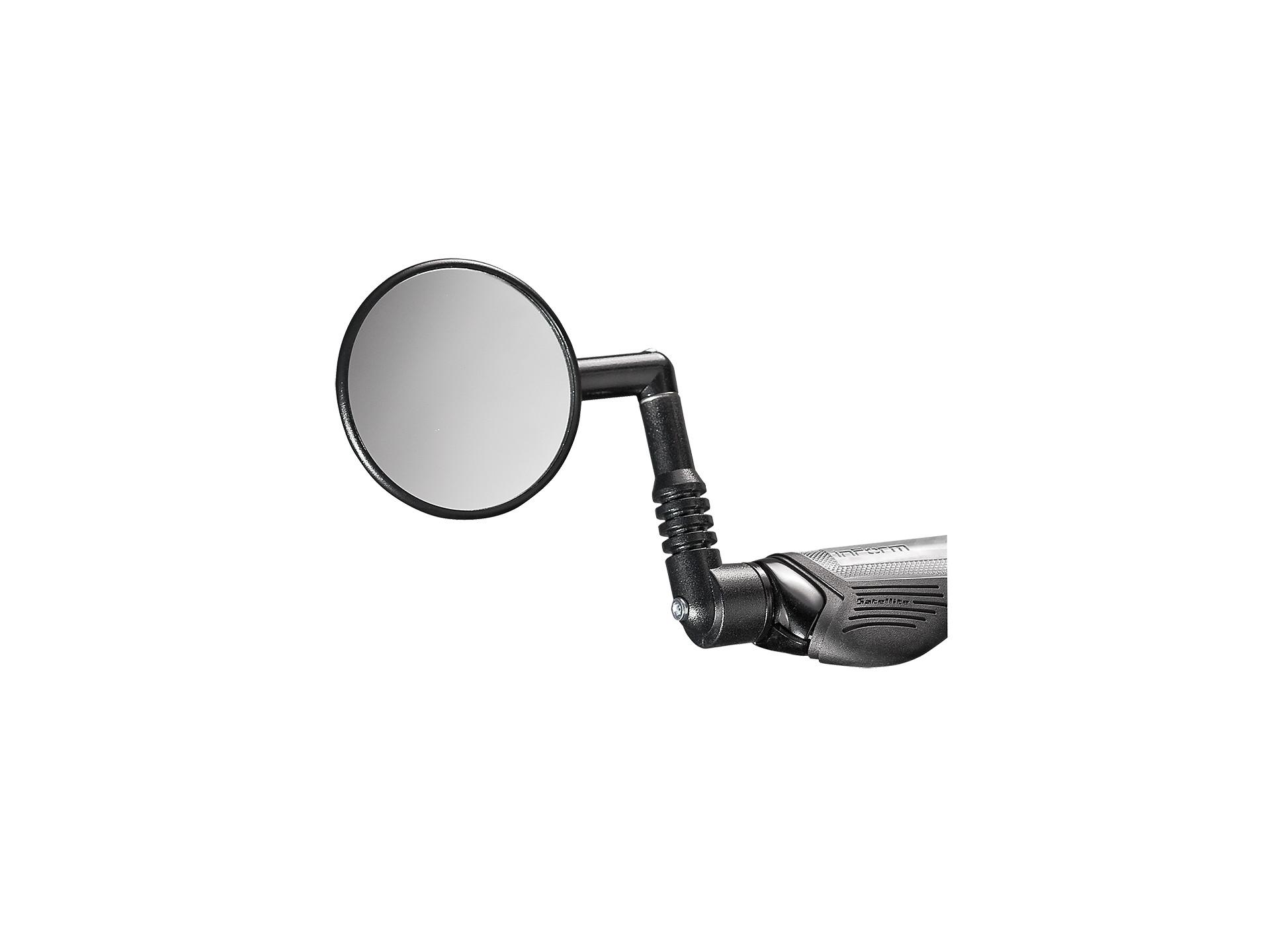 3rd Eye Handlebar End Mirror-Mountain//Road-3 in Mirror