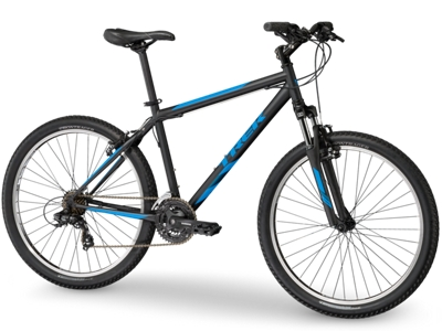 The 2013 Trek 820 — A Great Entry-Level Mountain Bike For An Even ...
