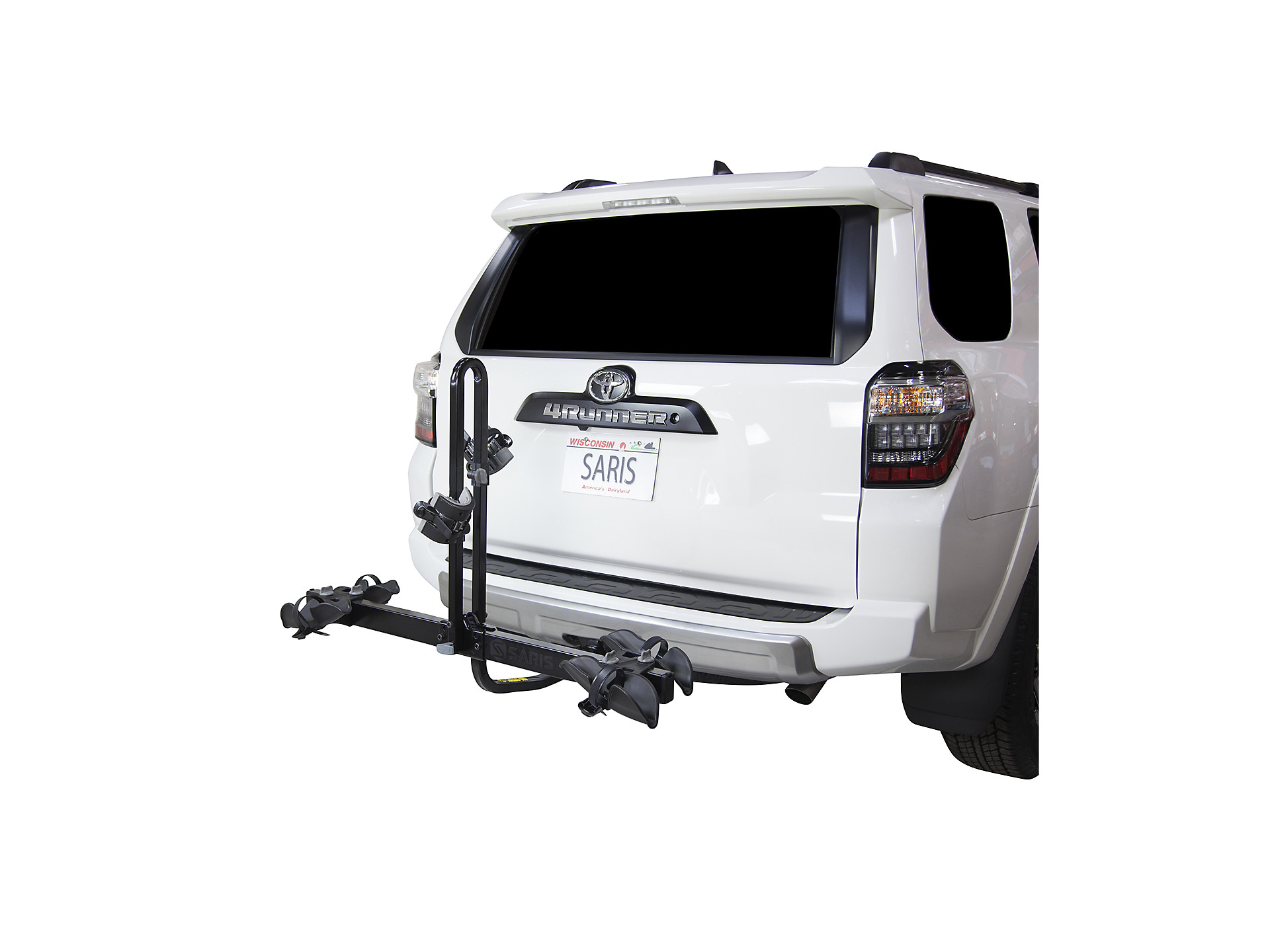Saris Freedom 2 Bike Universal Hitch Mount Rack Bicycle Carrier MTB Road