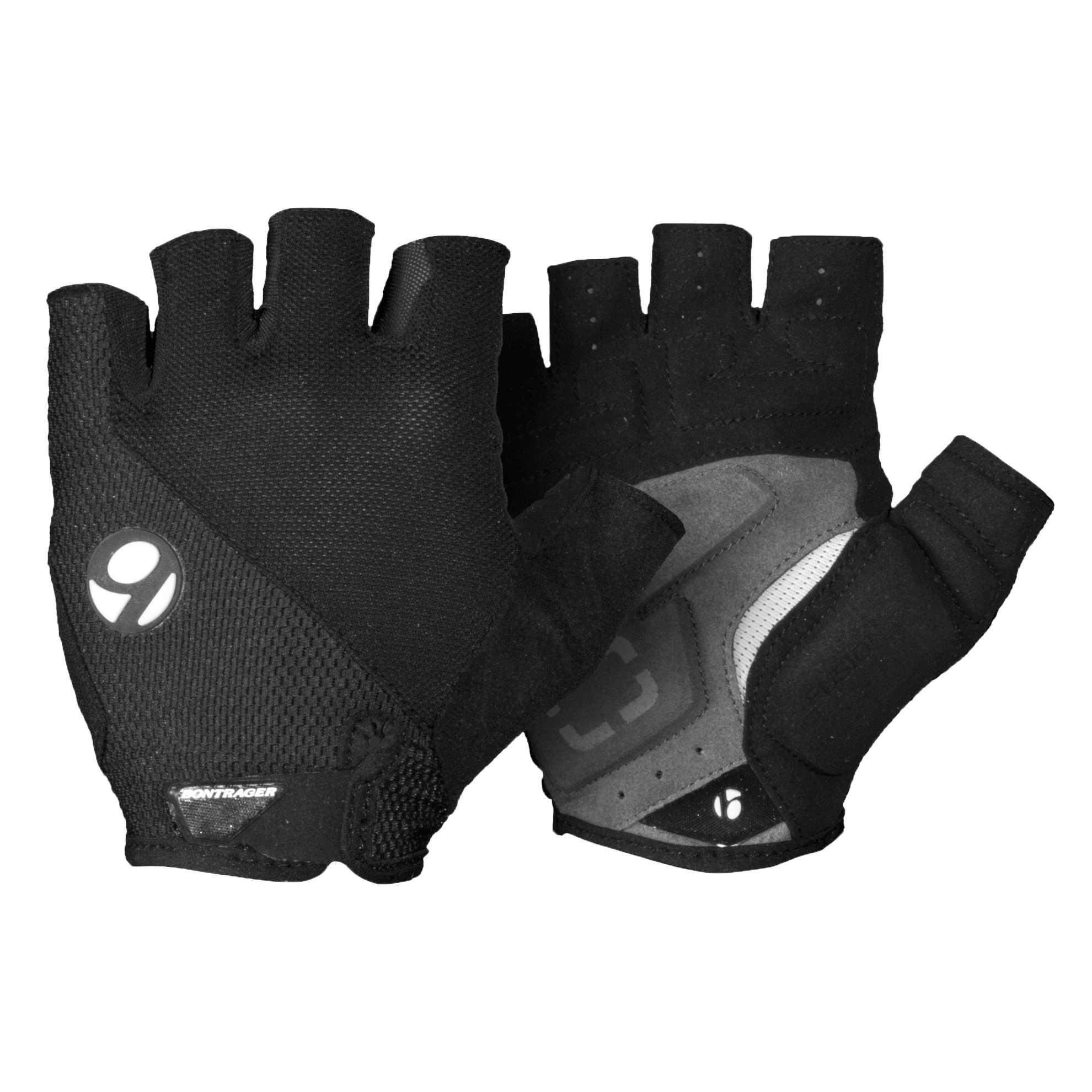 Black gloves races - Bontrager Race Gel Cycling Glove