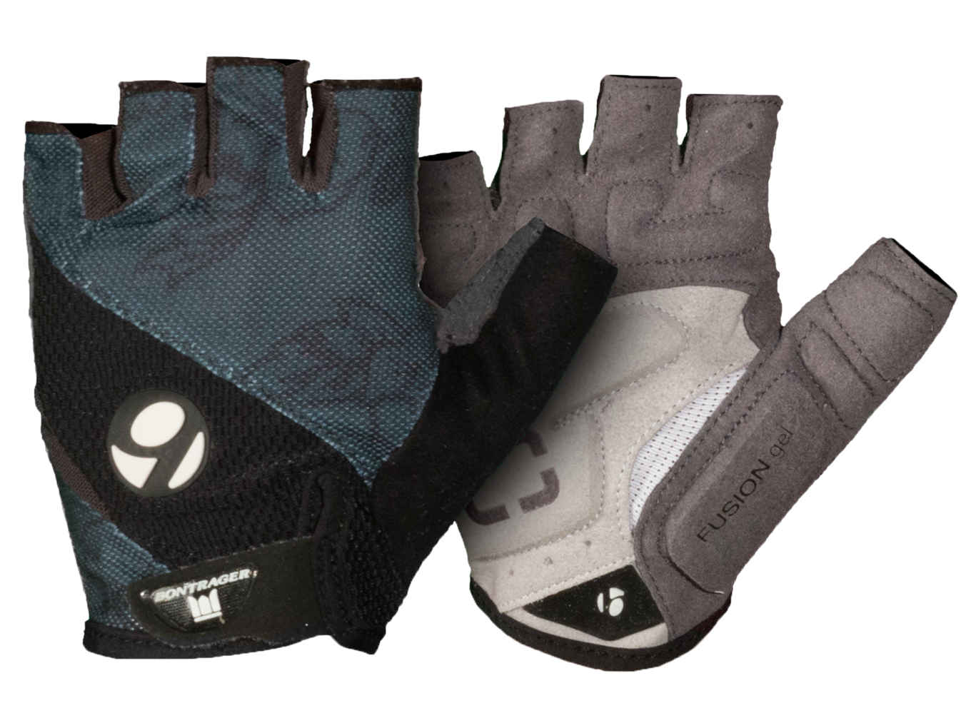 Ladies leather cycling gloves - Bontrager Race Gel Women S Cycling Glove