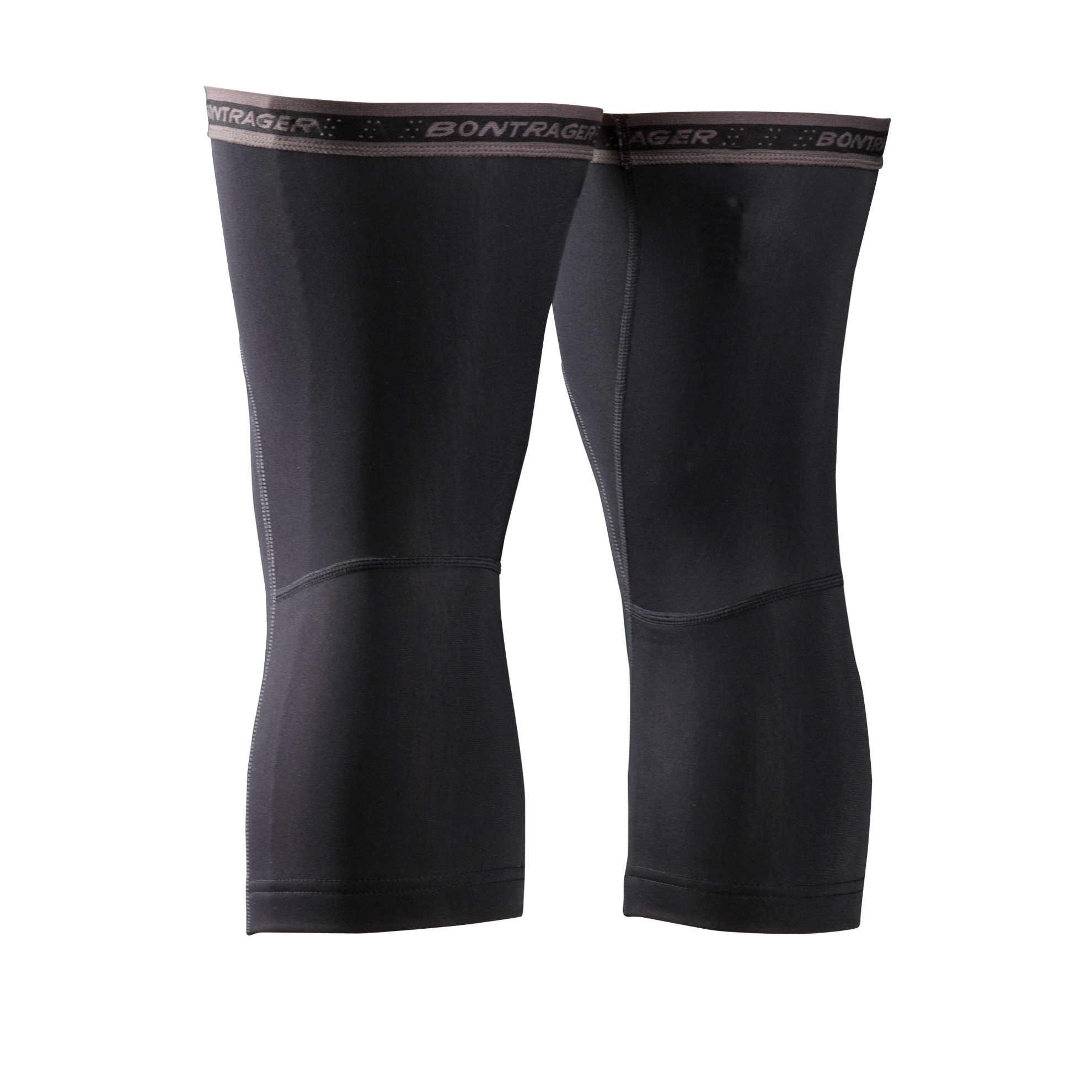 New trek Bontrager Thermal Knee Warmers Black medium