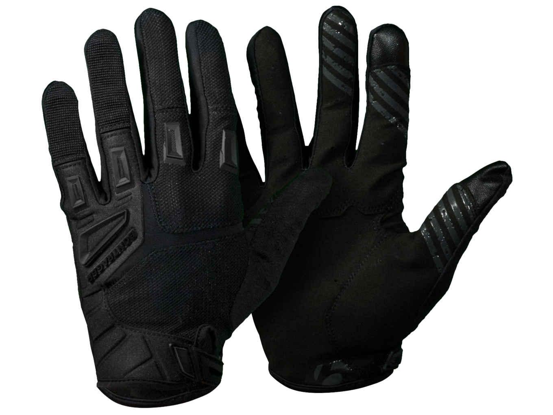 Black gloves races - Bontrager Lithos Glove