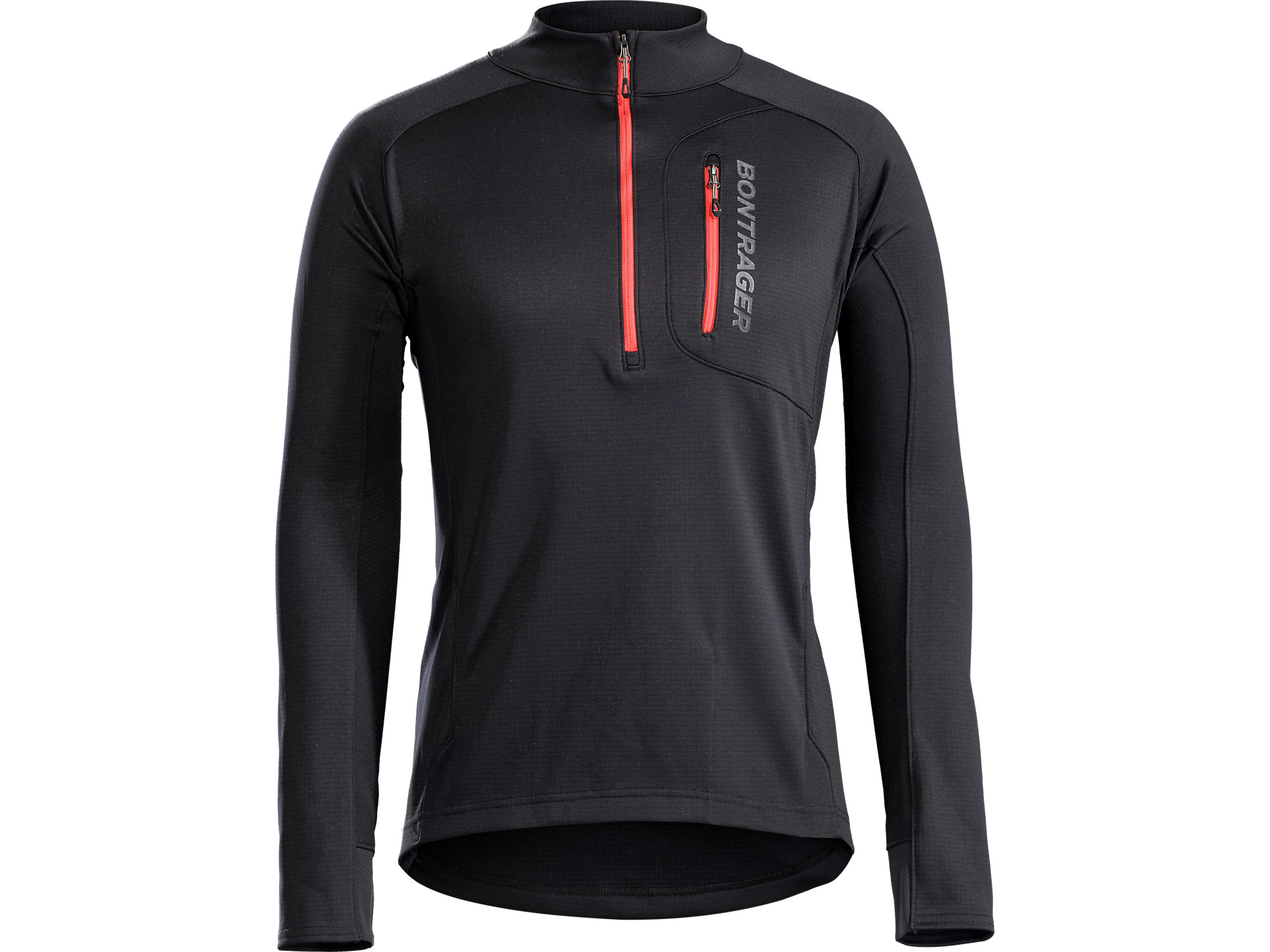 657dab6db Bontrager Evoke Thermal Long Sleeve Cycling Jersey