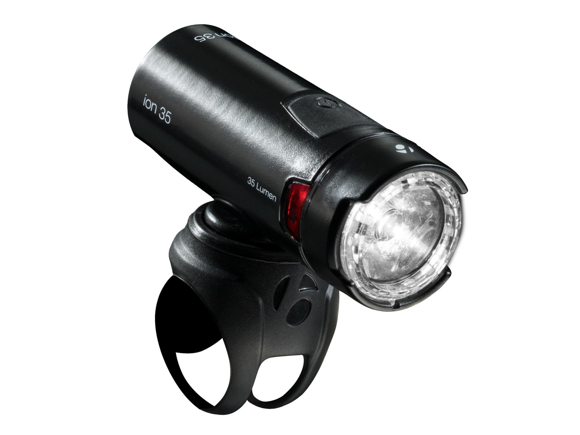 Luz Delantera para Bicicleta Bontrager Ion 35 black
