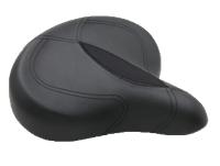 Selle Electra Ergo XL avec élastomères noir