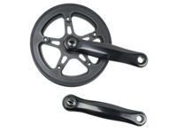 Crank Electra Townie 7D 20 152 w/guide Black