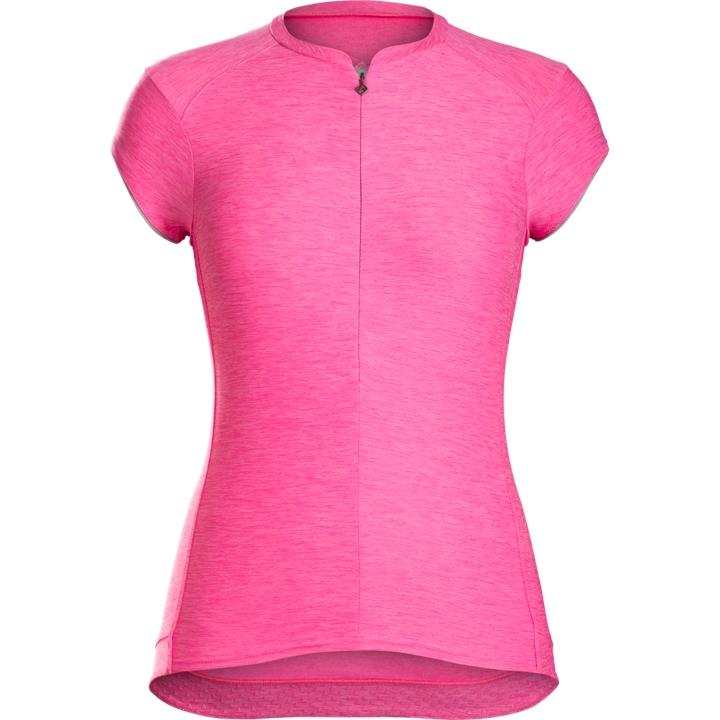 ジャージ Bontrager Vella Womens X-Small Vice Pink - 554373