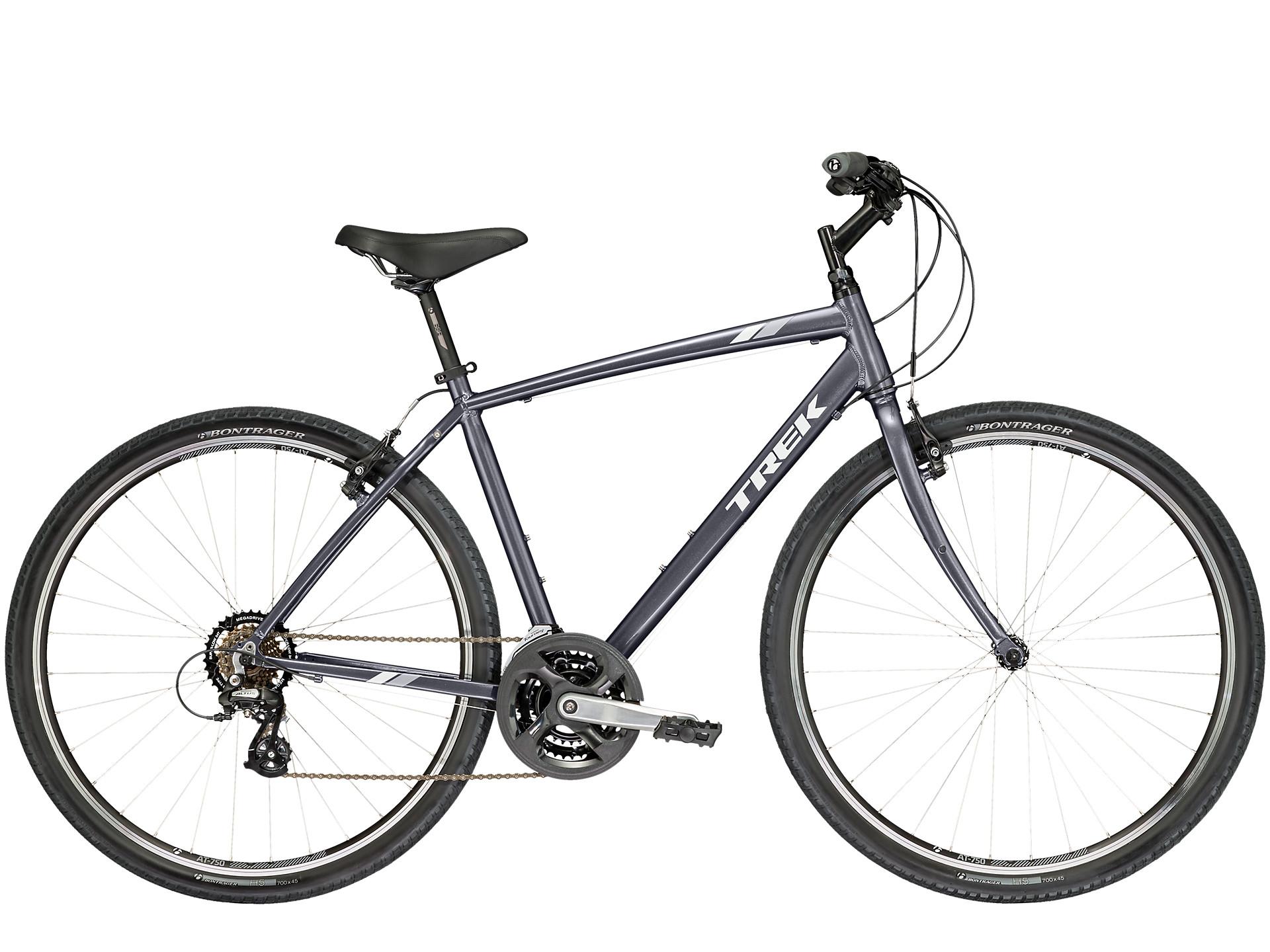 1771f09b76a Verve 1 | Trek Bikes