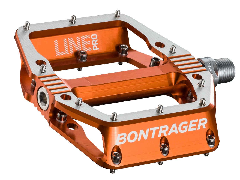 Bontrager Line Pro Pedal Trek Bikes