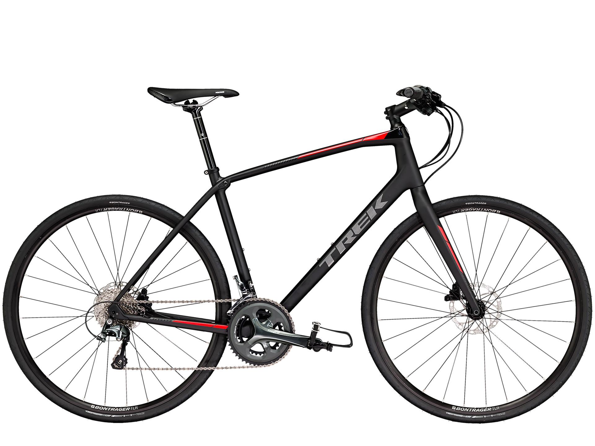 Carbon Road Bikes Trek Bikes >> Fx Sport 5 Trek Bikes