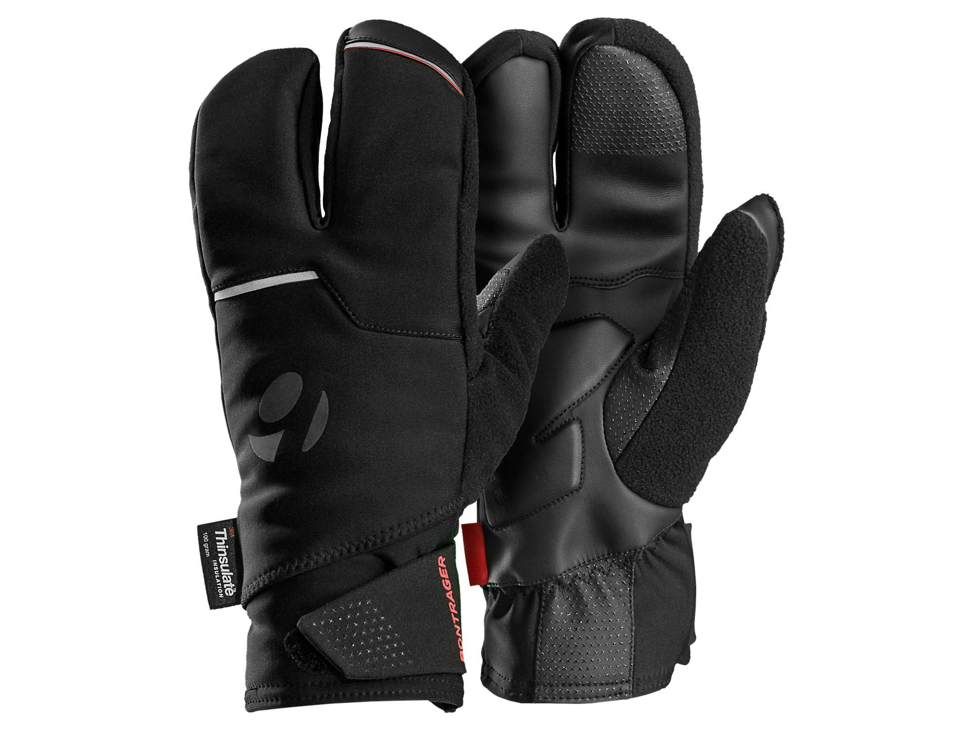 Bontrager Velocis S2 Softshell Split Finger Glove  c2ff10bea