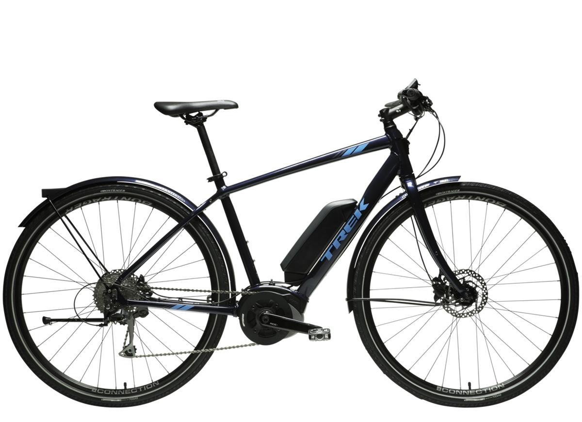 電動アシストクロスバイク Verve Trek Bikes Jp
