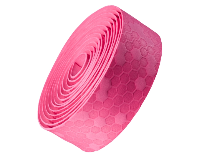 Bar Tape Bontrager Gel Cork Vice pink - 534775