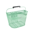 Electra QR Linear Basket - Mint