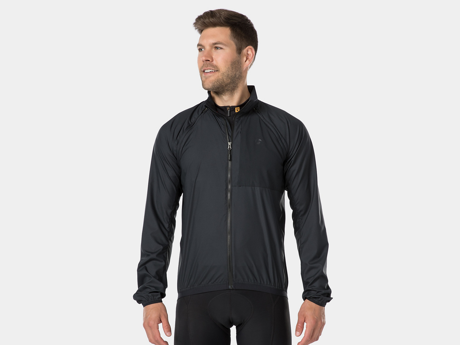 Bontrager Circuit Convertible Windshell Cycling Jacket a74ef4d91