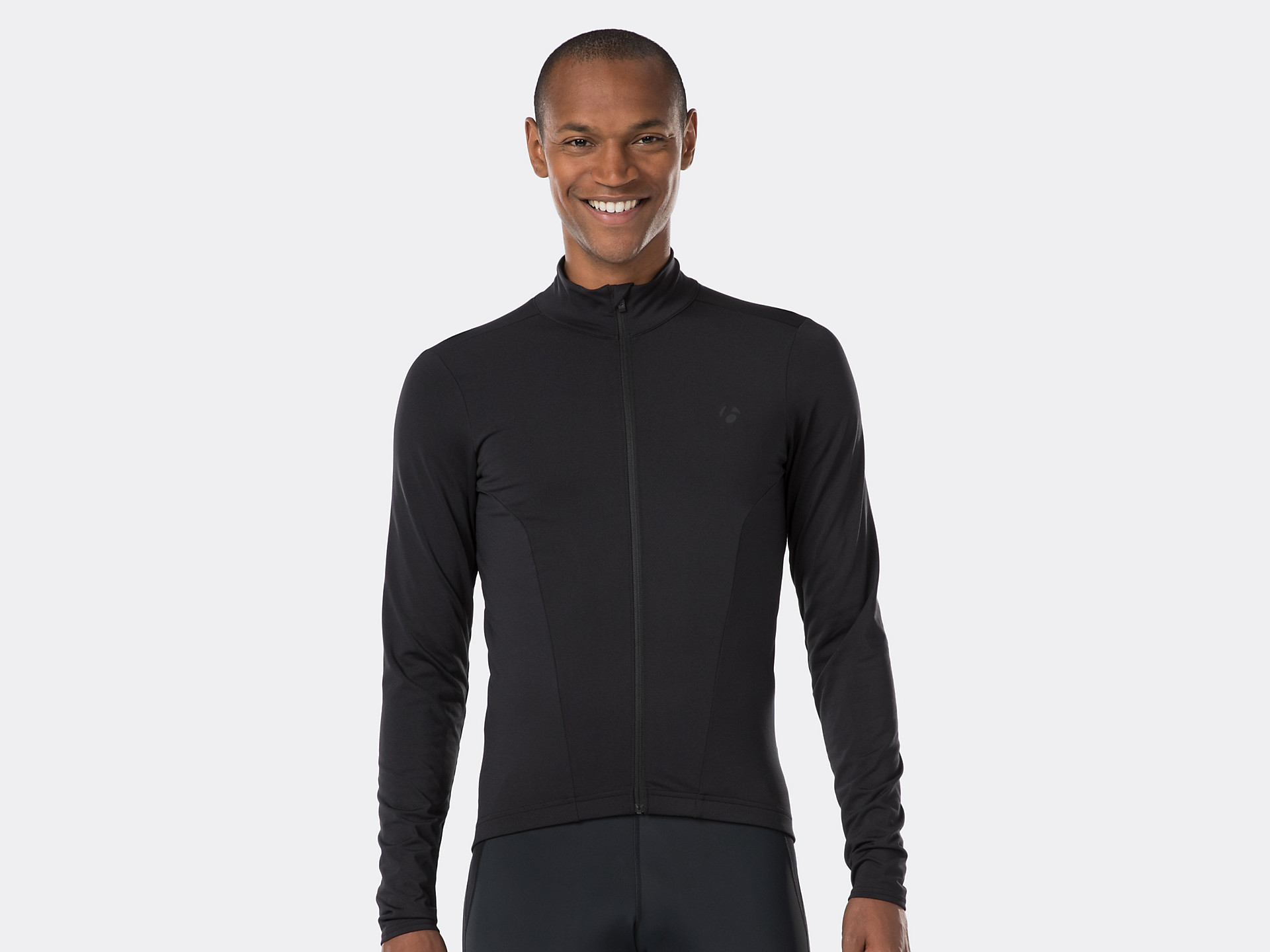 1196f7fe9 Bontrager Velocis Long Sleeve Thermal Cycling Jersey