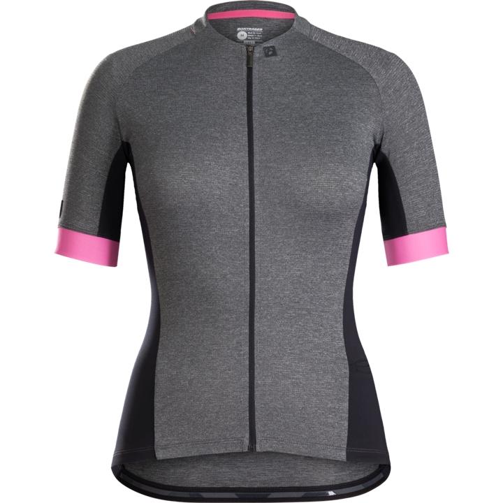 Jersey Bontrager Anara Womens Medium Black/Vice Pink - 554298