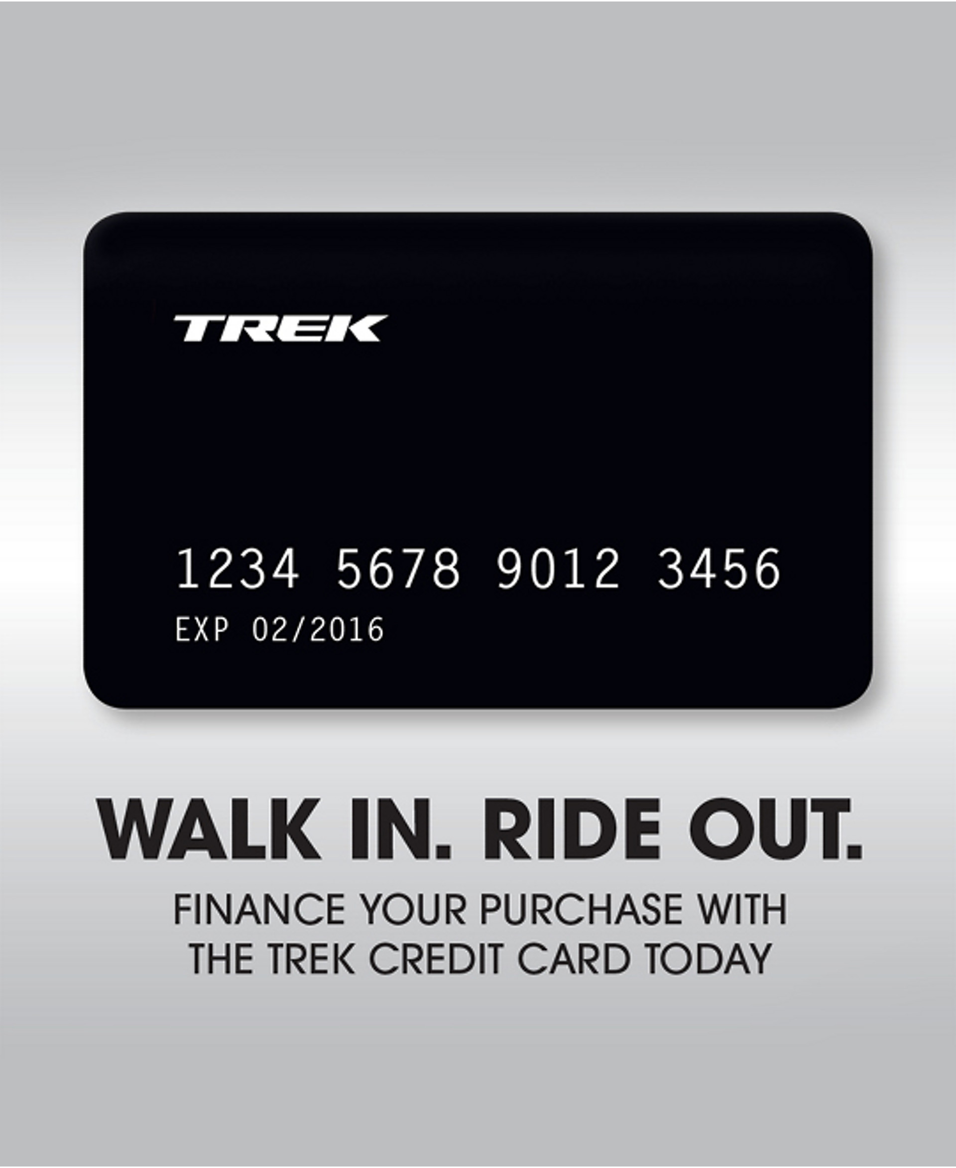 Trek Credit Card Trek Bikes