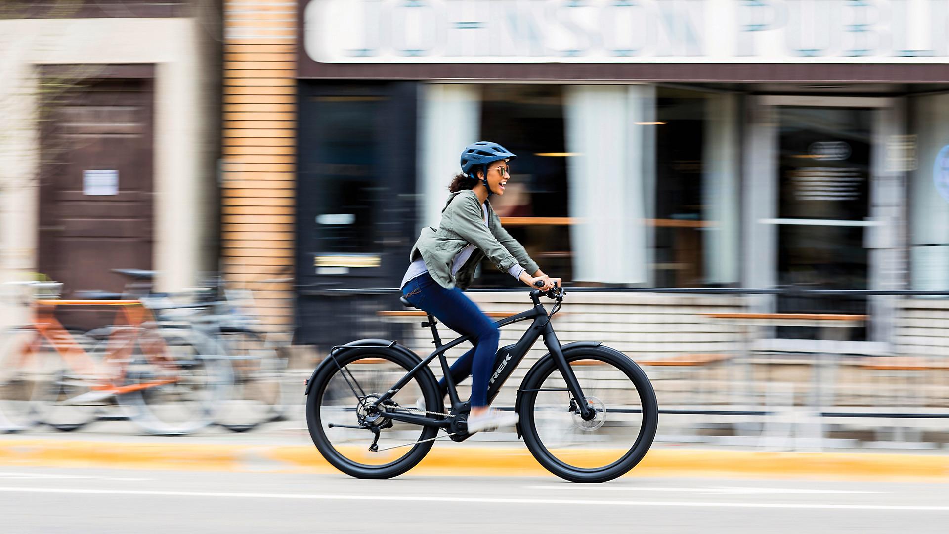 Informacje O Rowerach Elektrycznych Trek Trek Bikes Pl