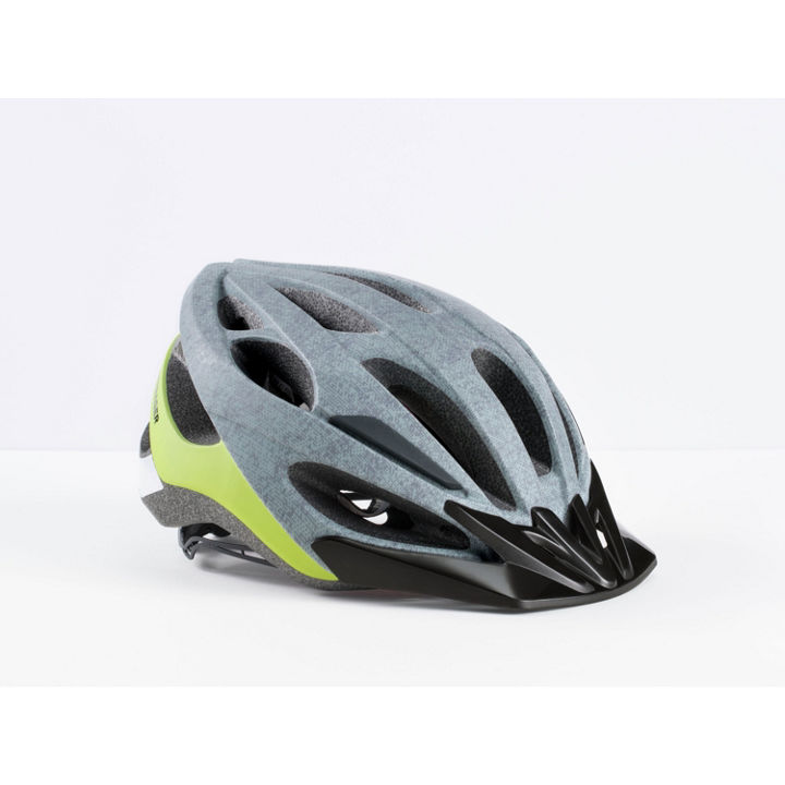 Helmet Bontrager Solstice Asia Fit Small/Medium Grey/Vis - 547262