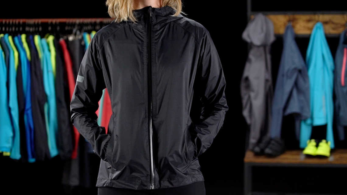 Avert Women's Stormshell Jacket Product Overview