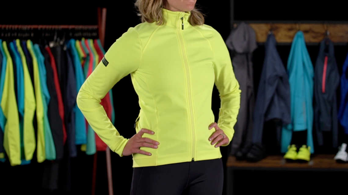 Velocis Women's Softshell Jacket Product Overview