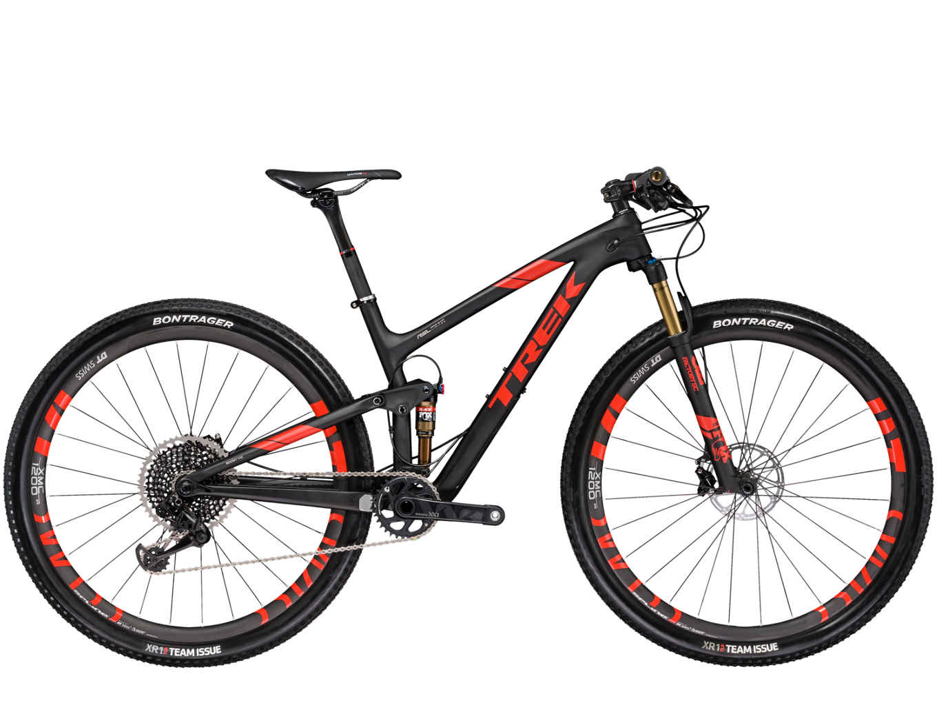 Top Fuel 9.9 Race Shop Limited | Trek Bikes