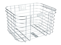 Basket Electra Wired Silver