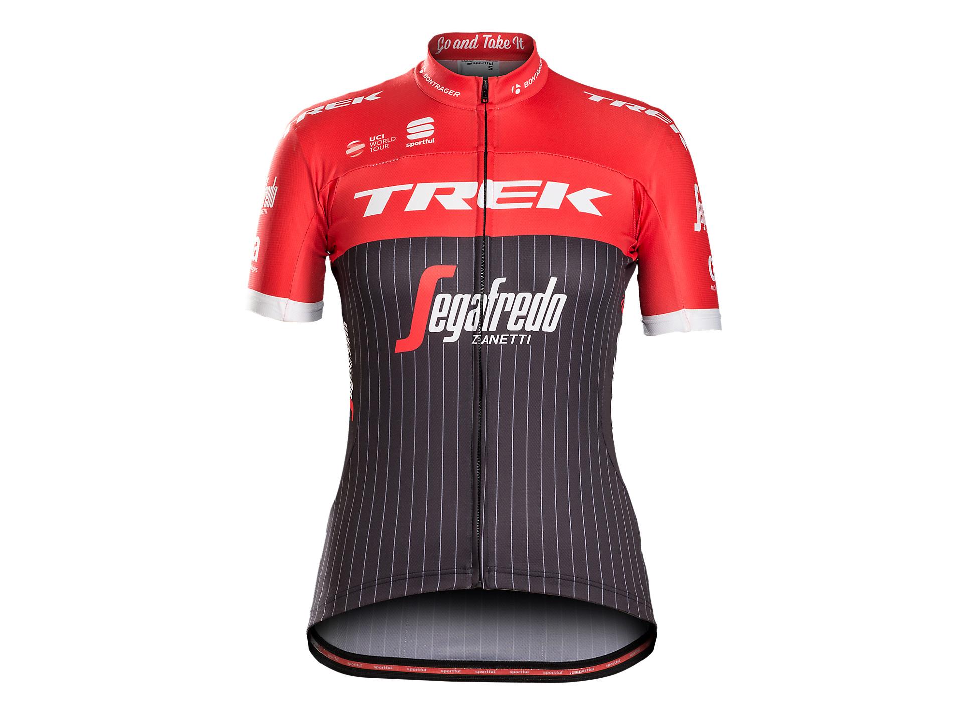 Sportful Trek-Segafredo Replica Women s Cycling Jersey  f9bb1fb47