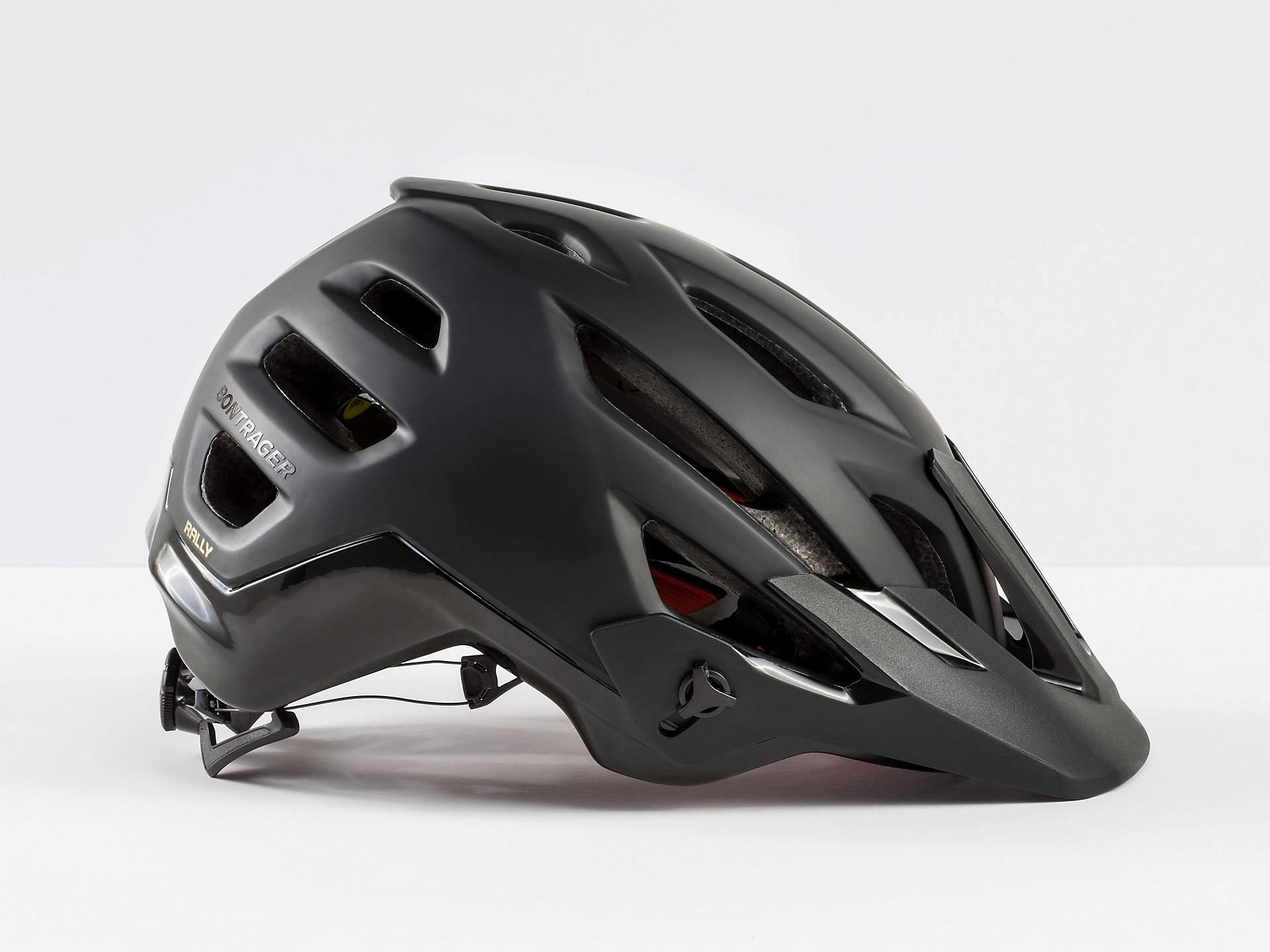 Bontrager Rally MIPS Mountain Bike Helmet black