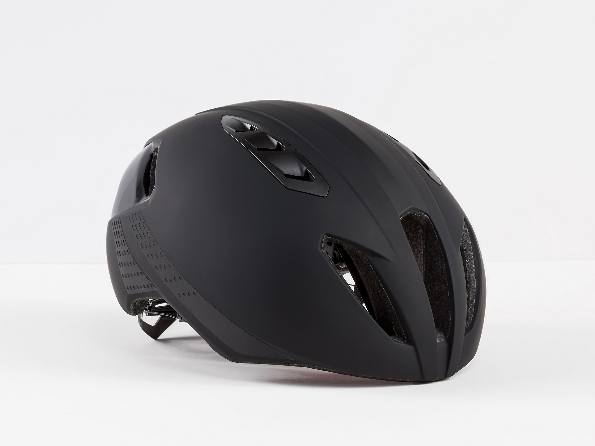black mips bike helmet