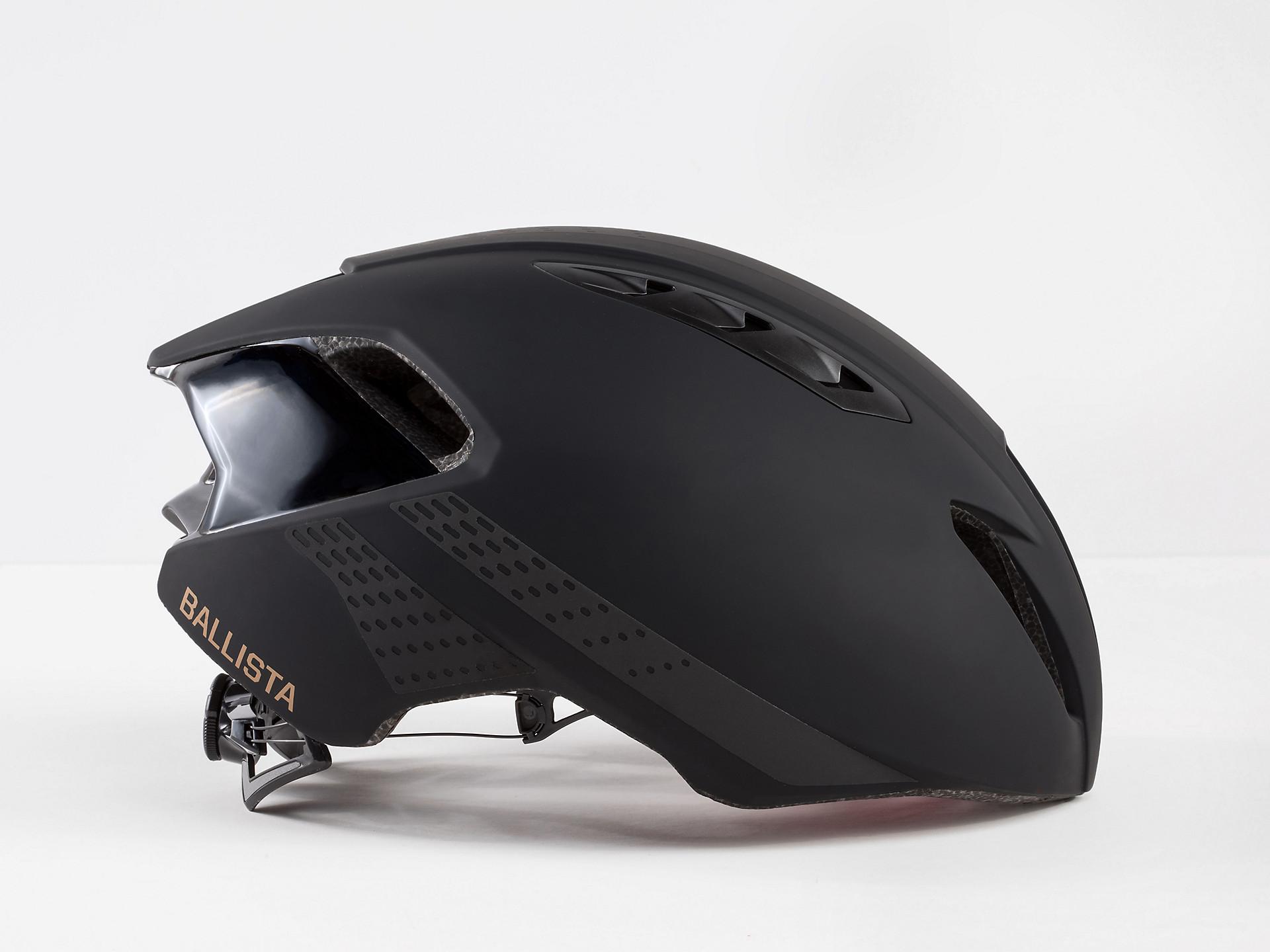 Bontrager Ballista MIPS Road Bike Helmet black