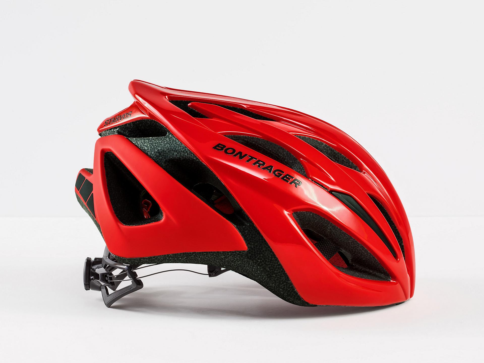 Bontrager Starvos MIPS Cycling Helmet red