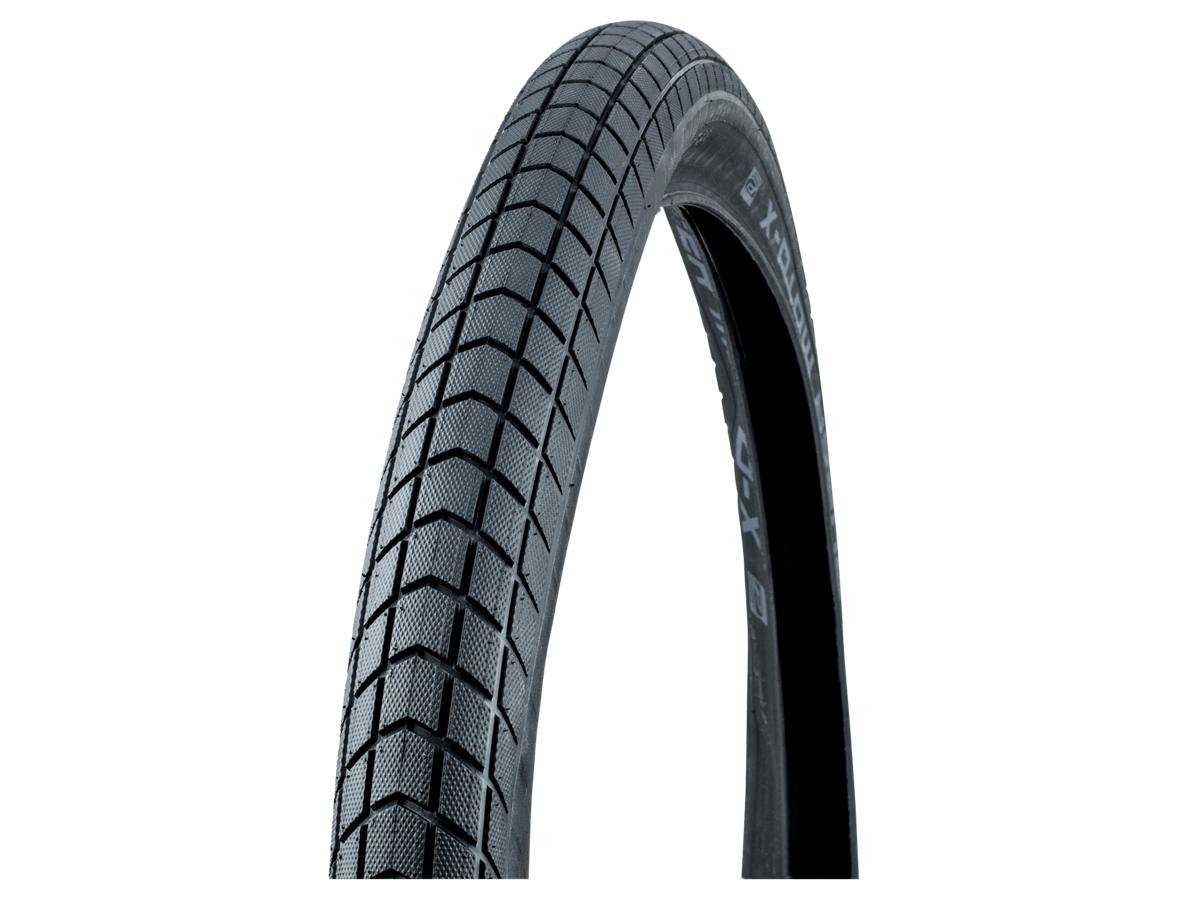 SCHWALBE Super Moto-X Dual Greenguard Performance Wire Tire Black 27.5 X 2.40