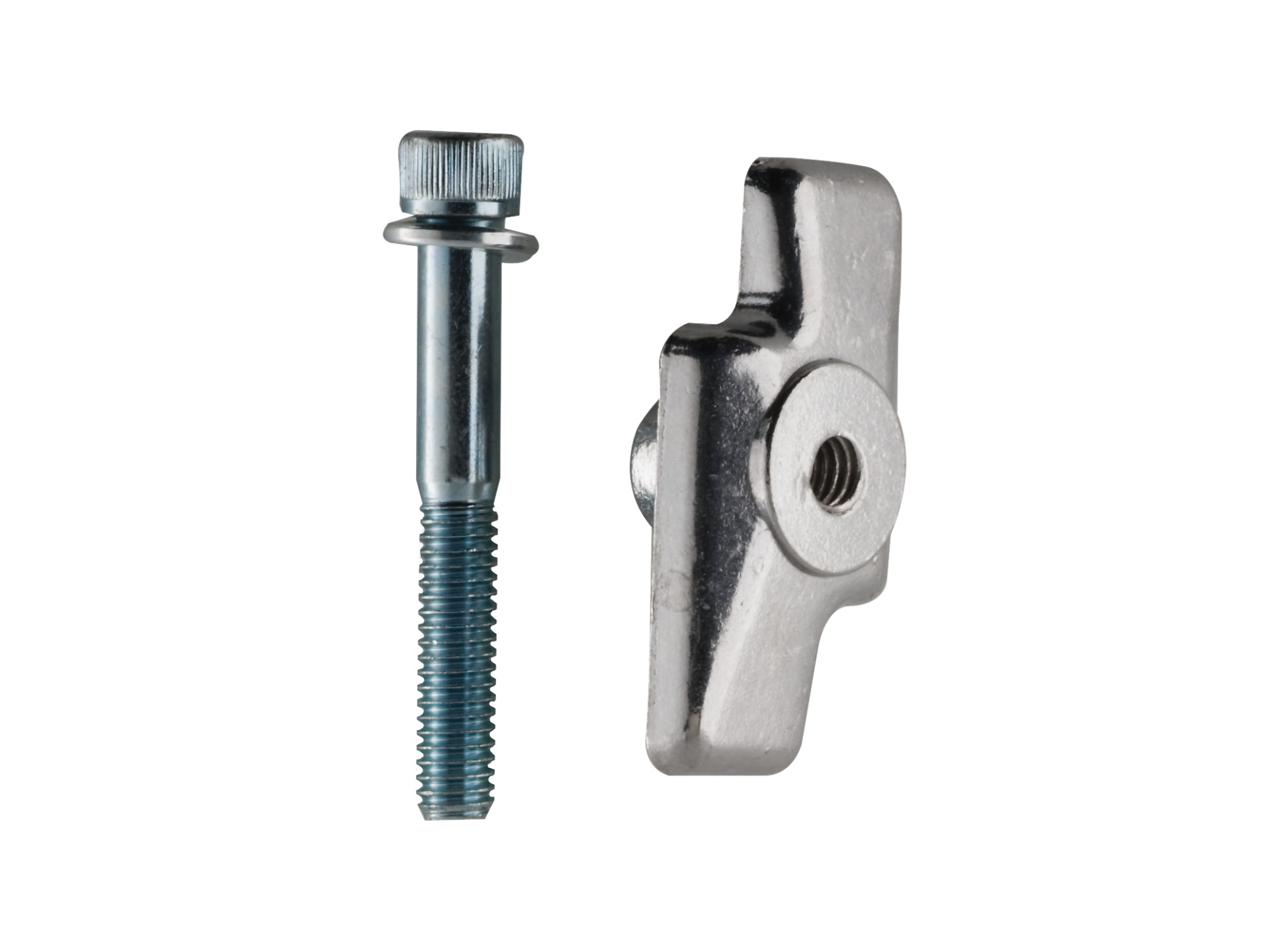 BOLT AND WASHER KIT FOR BETTER CLEARANCE GREENFIELD KICKSTAND TOP PLATE