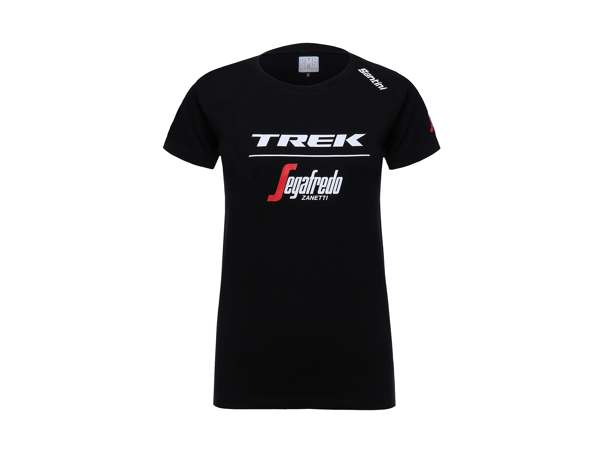 Santini Trek-Segafredo Men s Team T-Shirt  bfaa06625