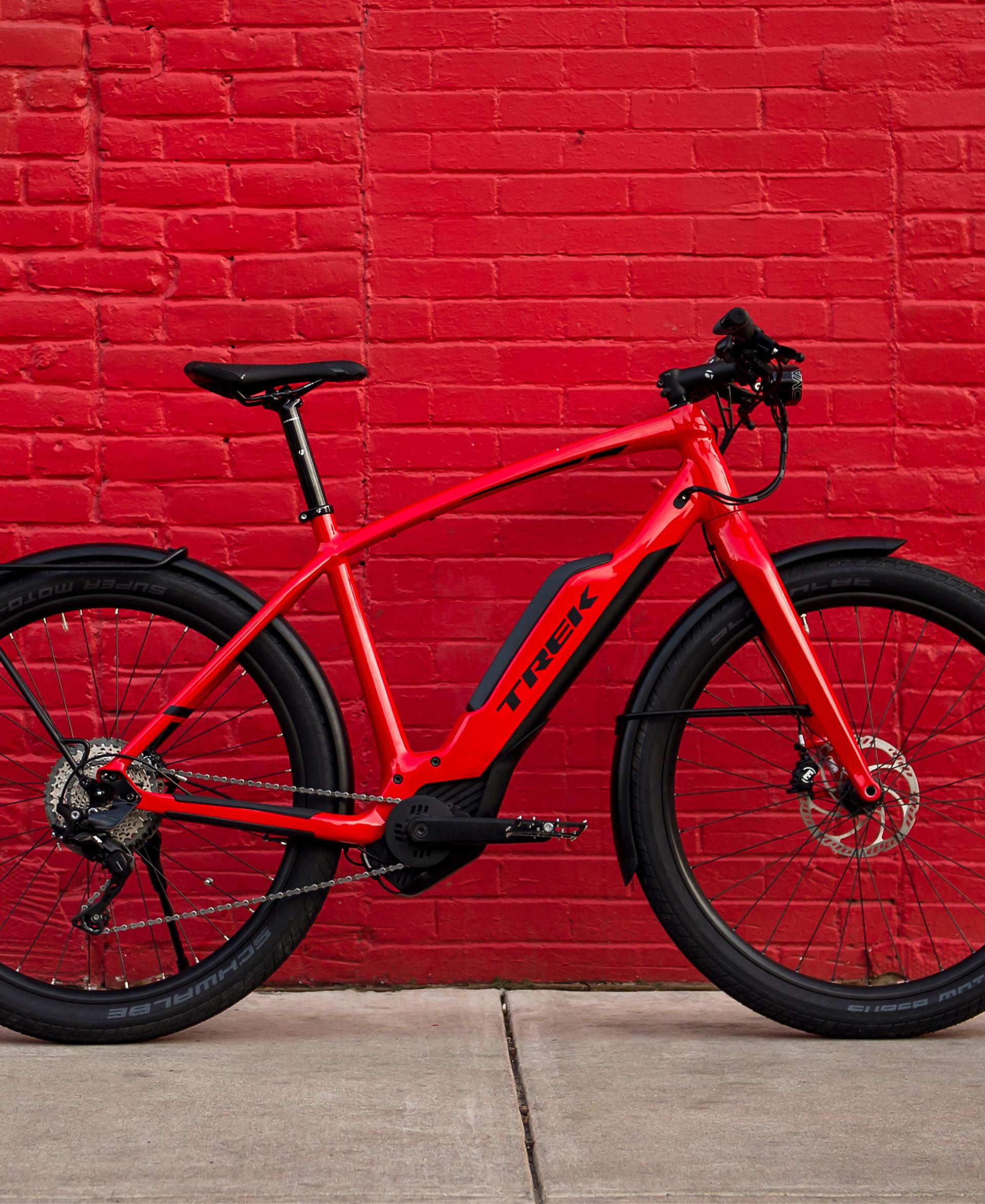 Electric Bikes Trek Bikes >> Trek E Bike Overview Trek Bikes
